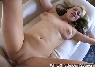 white ghetto - milf hungry for three-some hot