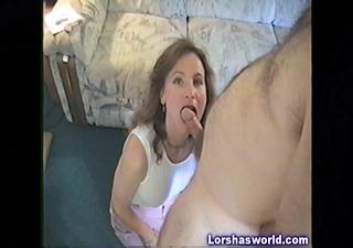 Sperm Playing Milf Lorsha