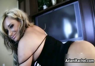 breasty golden-haired mother i goes mad rubbing