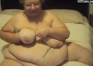 BBW Granny Webcam