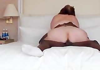 big beautiful woman milf try her ebon stud black
